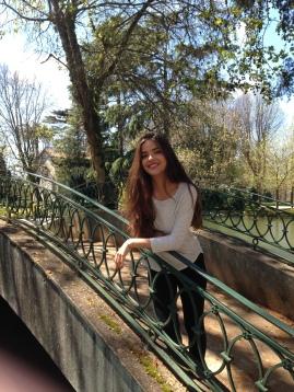 Jardines Palacio de Cristal 2